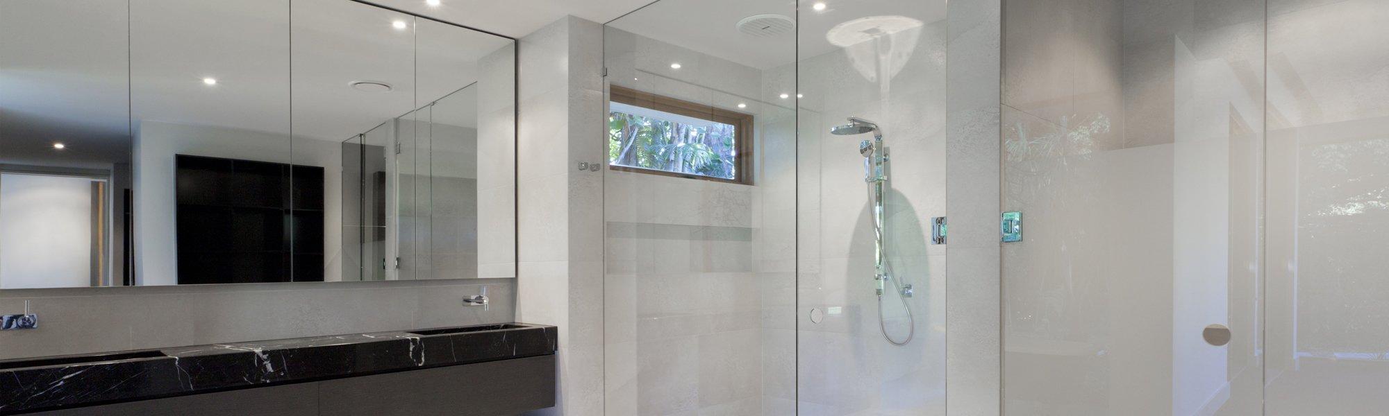 frameless shower screens brisbane